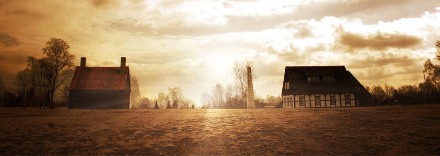 2-maisons-coucher-soleil