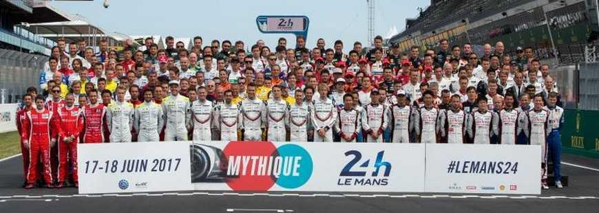 Les mythiques 24 Heures du Mans c'est en ce moment !