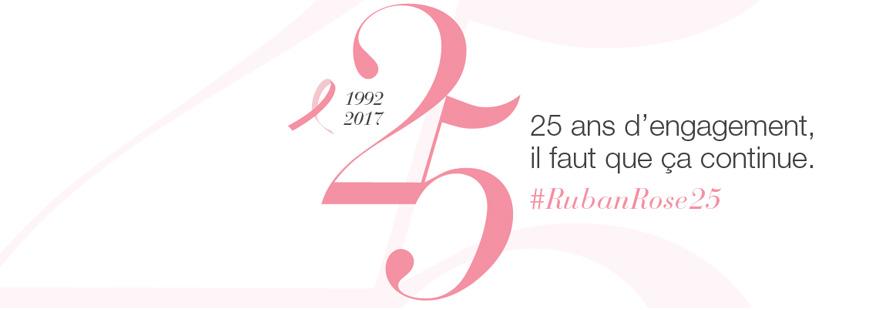 c'ets la 24 e édition d'Octobre Rose !