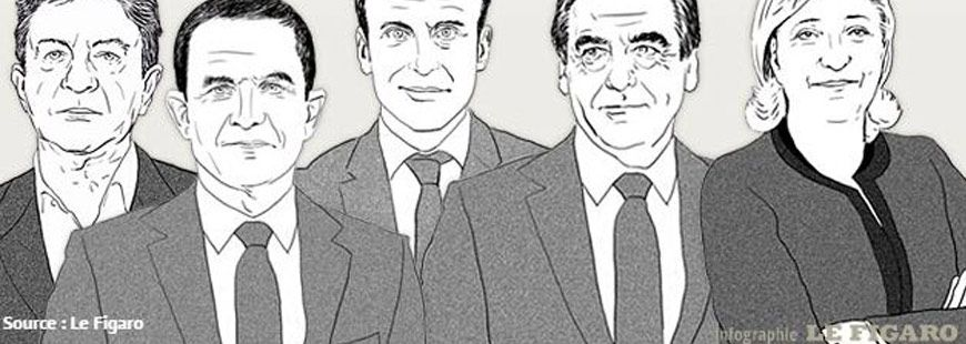 Que pensent les 5 gros candidats de la généralisation du tiers payant ?