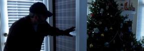 Risque de cambriolage accru pour la période de Noël