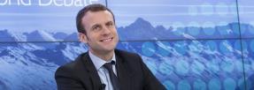 Emmanuel Macron annonce un contrat en capital investissement