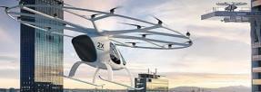 La moto volante de Volocopter