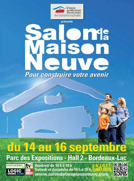 Affiche Salon de la maison neuve 2012