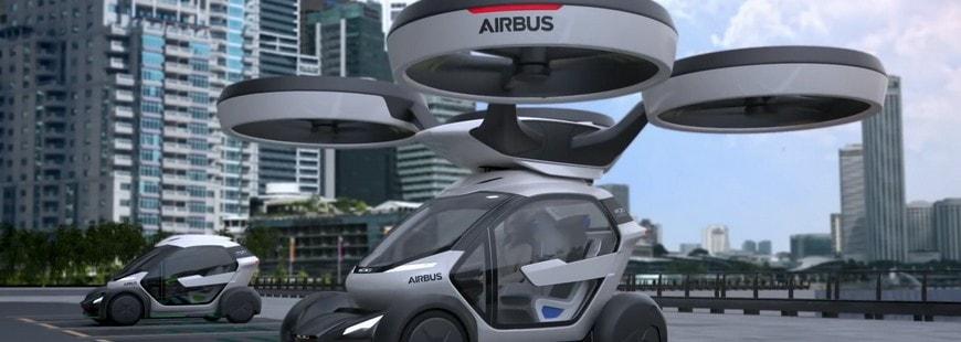Airbus s'invite dans la course à la voiture autonome