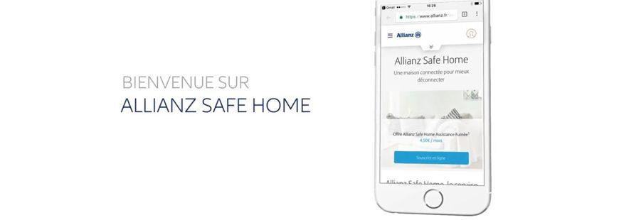 Allianz France dévoile son nouveau service pour la maison connectée