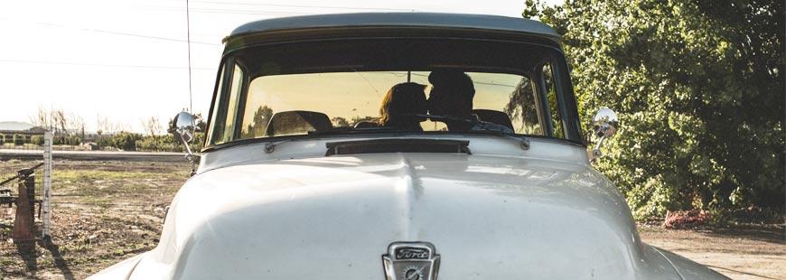 L'amour en voiture, les Français sont des connaisseurs !