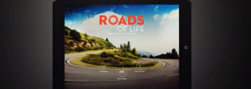 Moto : créez une Yamaha virtuelle avec l'appli « My Garage »