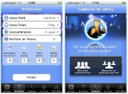 application zerotracas pour iphone