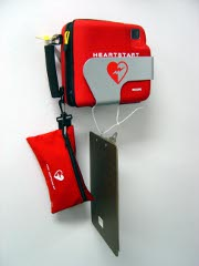 Apprendre à se servir d'un défibrillateur !