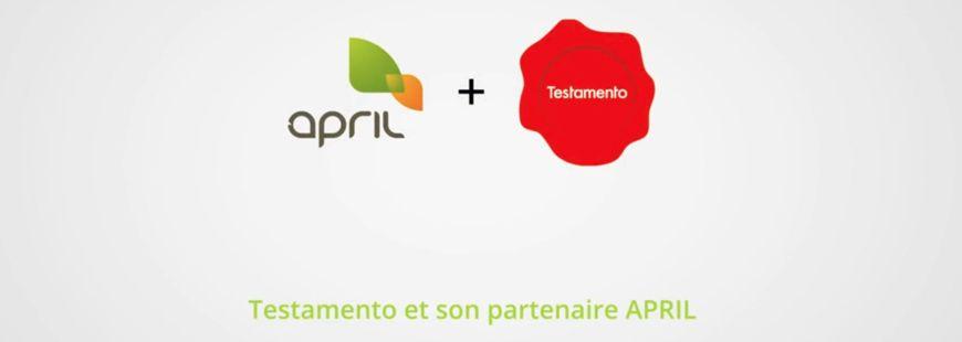 Obsèques : les clients APRIL peuvent accéder aux services de Testamento