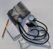 stethoscope-carnet-crayon