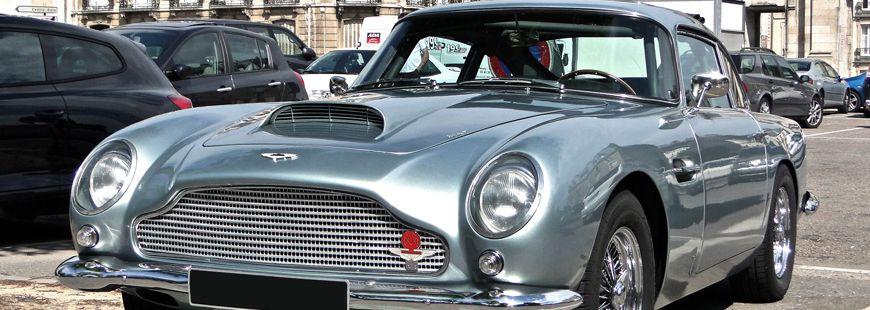 L'Aston Martin de James Bond produite à 25 exemplaires