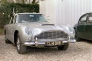 James Bond est réputé pour ses belles voitures