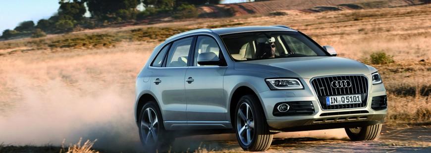 Audi profite des bonnes ventes des SUV avec son Q5