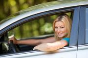 femme-automobile