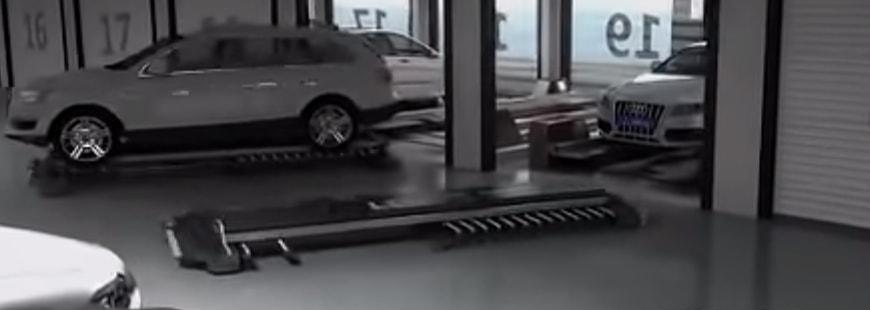 Un robot garera bientôt votre auto au parking