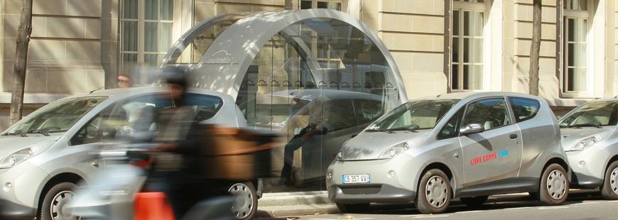 Utilisez les moyens de transport alternatifs au lieu de votre voiture !