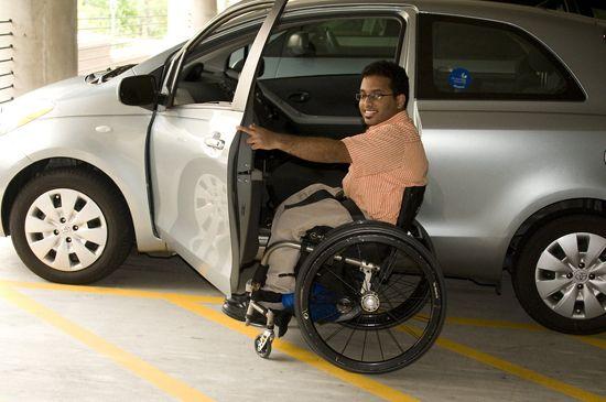 automobiliste-handicap-voiture