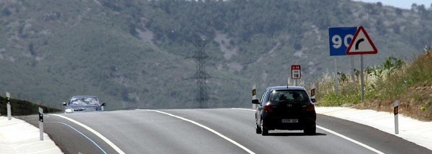 Comptez 153,21 euros pour être remorqué sur autoroute