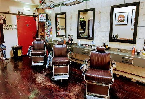 Un salon de barbier requiert un matériel spécialisé