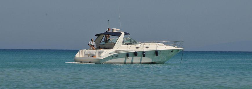 bateau-moteur