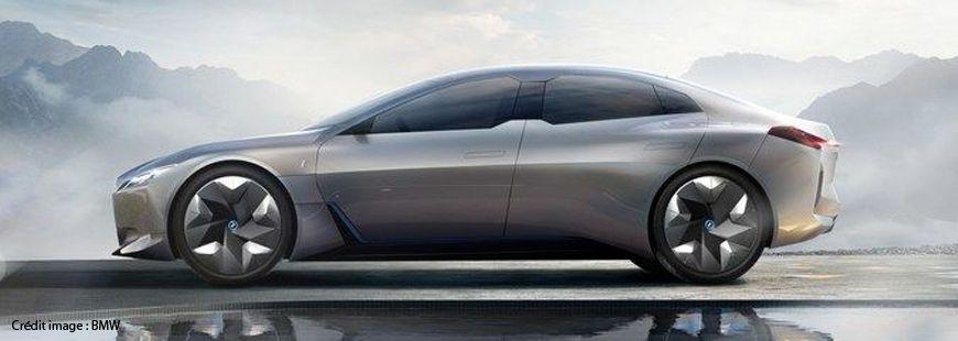 La BMW i4 sera commercialisée en 2021