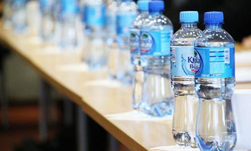 L'eau, pour vous réhydrater!
