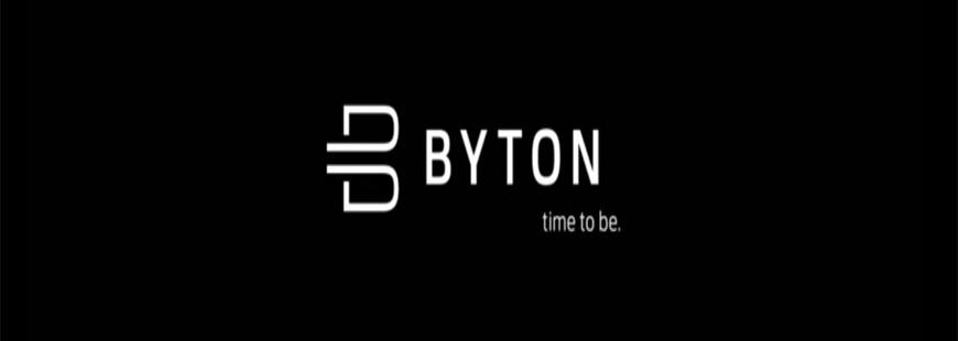 La start-up chinoise Byton dévoile son concept-car à propulsion électrique
