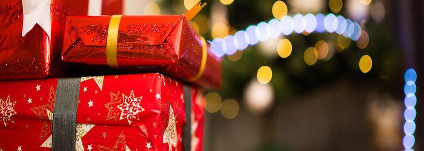 Le faux Père Noël a été retrouvé avec des cadeaux volés