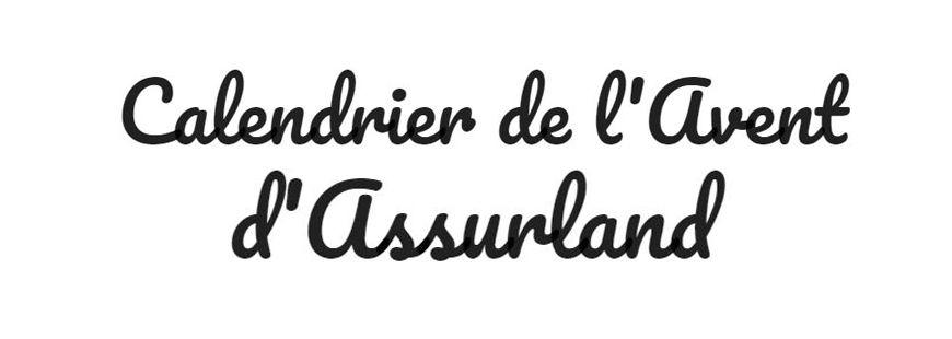 Calendrier de l'avent d'Assurland