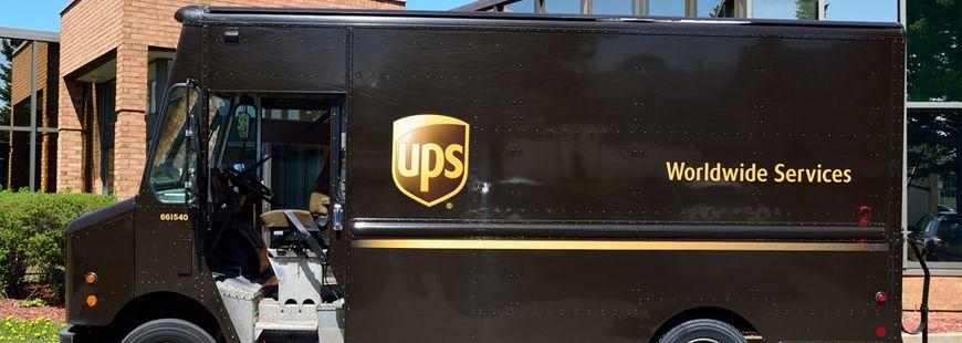 Daimler devait beintôt livrer ses camions à l'entreprise UPS