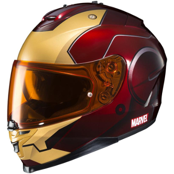 casque-moto-iron-man