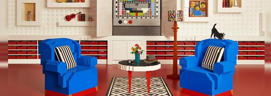 Tentez votre chance et gagnez une nuit dans une chambre LEGO !