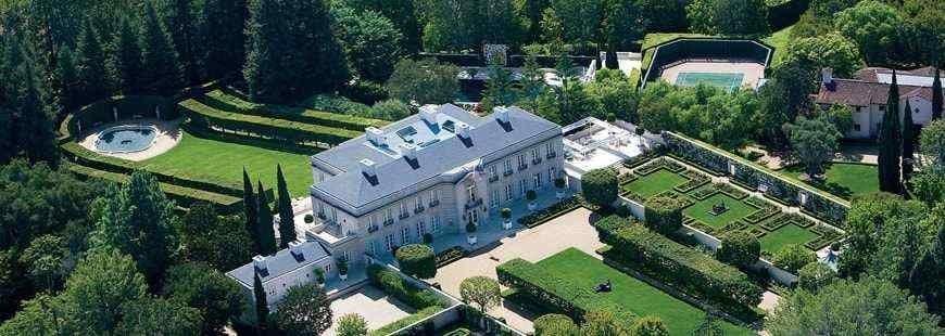 D'après vous, combien coûte ce château français situé à Los Angeles ?