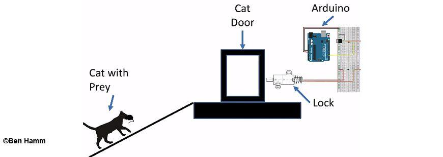 chatière-intelligente