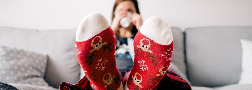 Les chaussettes aideraient à s'endormir rapidement