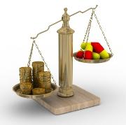 Choix entre l'argent et les médicaments