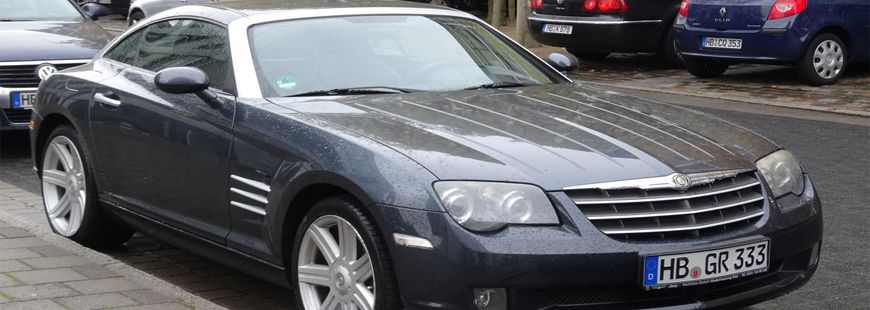 Chrysler-Crossfire