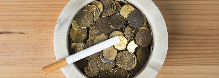 cigarette-cendrier-argent