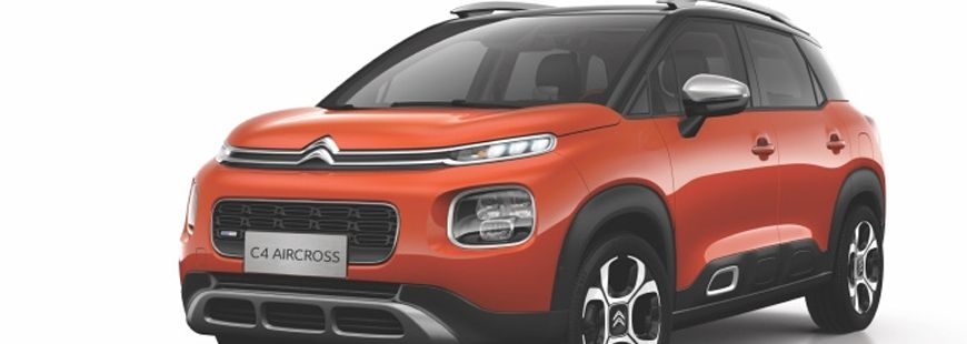 Citroën va présenter son SUV C4-Aircross lors du Salon de Pékin