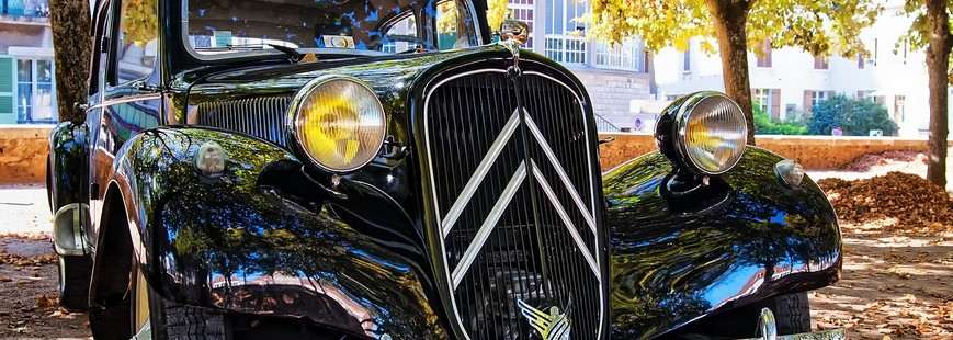 Des voitures uniques seront proposées à la vente