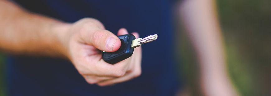 clef-voiture