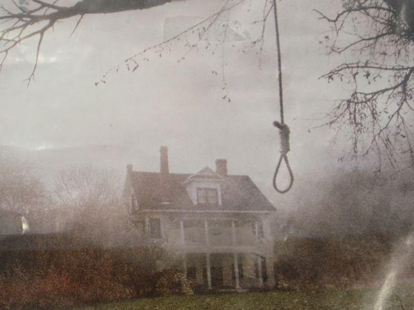 Halloween trouvez vous que ces maisons font peur - La maison rincon bates aux etats unis ...