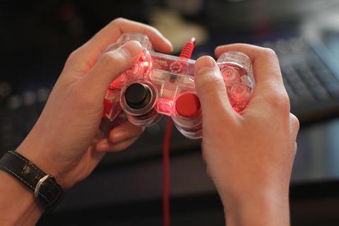 Console de jeu