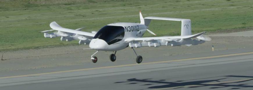 Quelles sont les caractéristiques de Cora, le taxi volant autonome ?