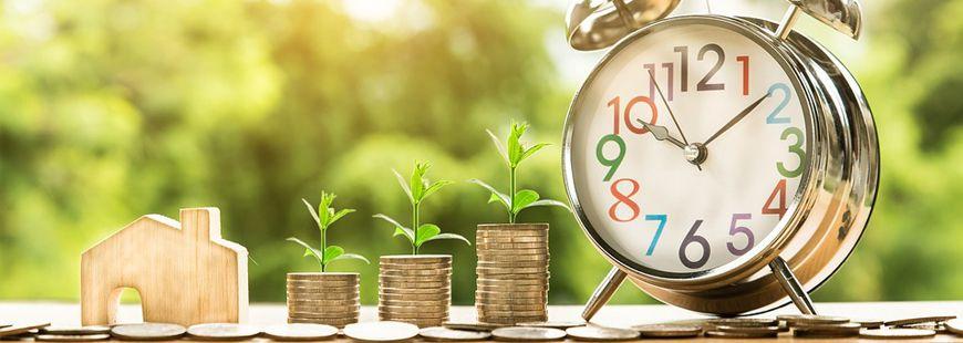horloge-pret-credit-emprunt-immobilier