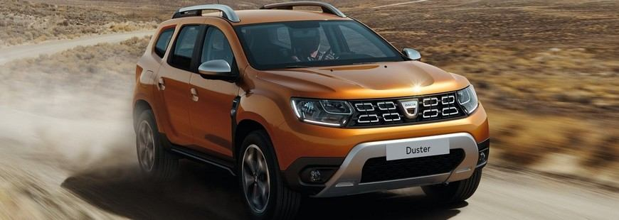 Dacia a réalisé un très bon mois de mars 2018 avec une hausse de ses ventes de + 14,42 %