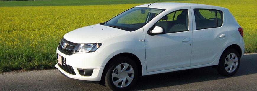 La voiture avec le PRK le plus bas est la Dacia Sandero
