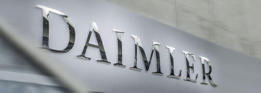 Daimler est soupçonné d'avoir installé un logiciel truqueur sur certaines de ses voitures